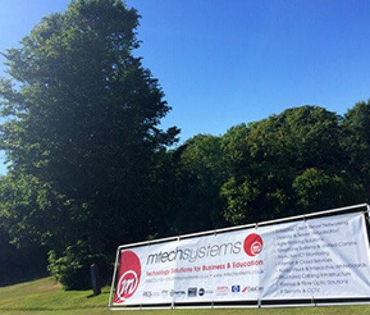 Eastbourne College Golf Day Sponsorship