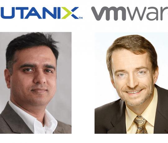 Nutanix VMWare