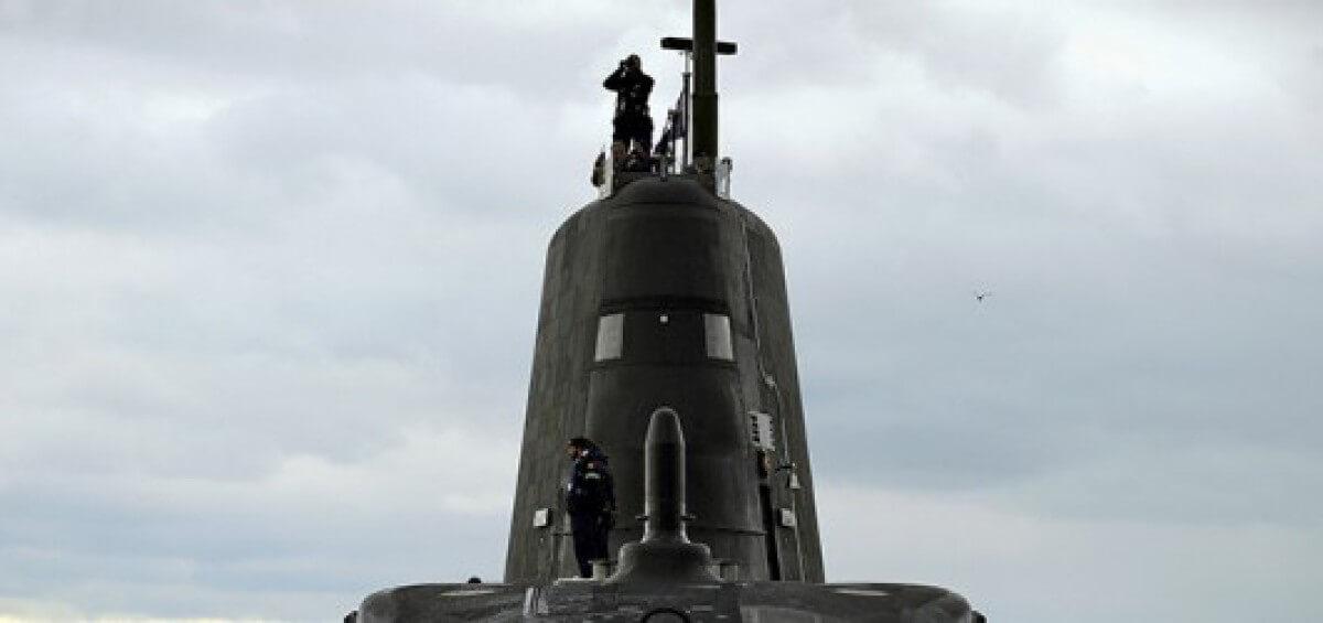 Royal Navy Submarine