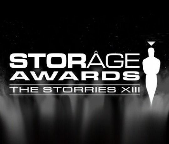 Storage Awards Logo