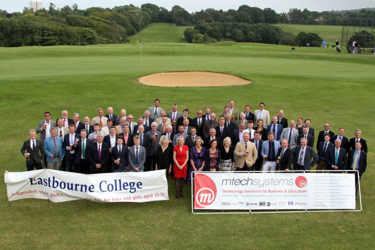 Eastbourne College Golf Day Group