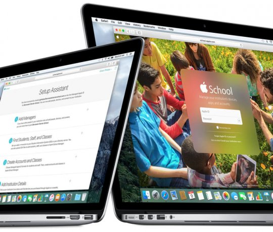 Apple School Manager Featured