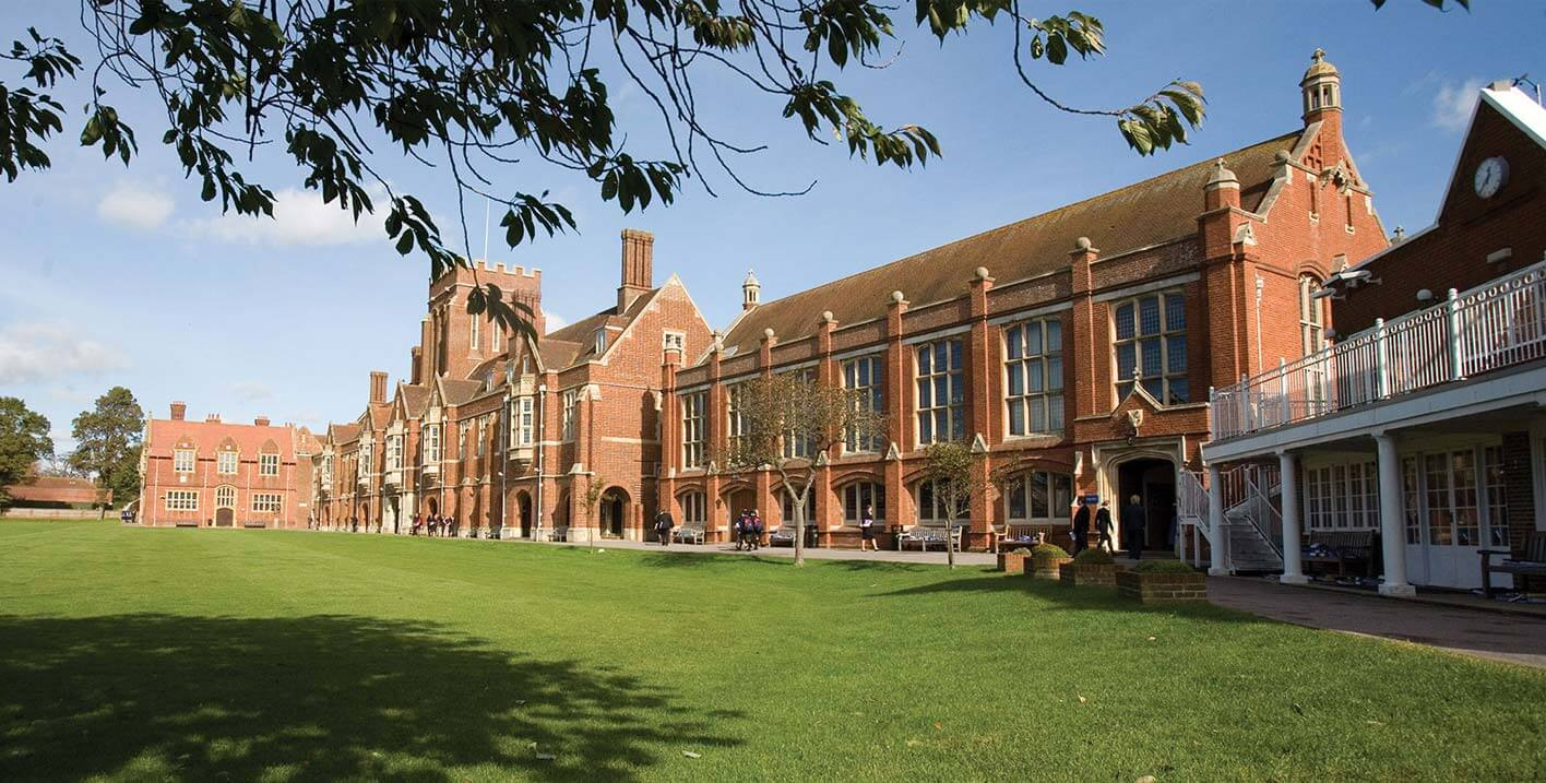 Eastbourne College Case Featured