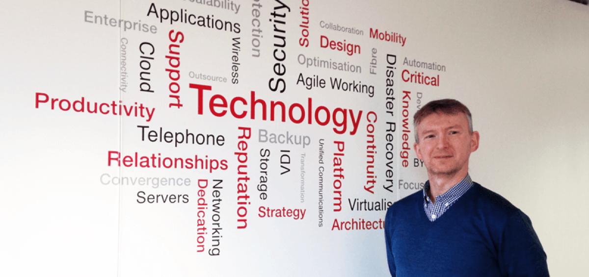 Welcome to M-Tech Jamie Freeman