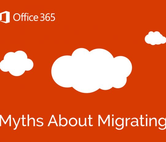 Myths About Migrating