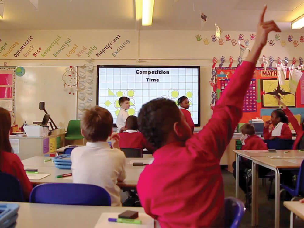 Clevertouch Education Interactive Touchscreens
