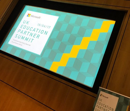 Microsoft Education Partner Summit