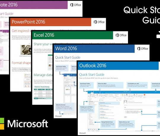 Office Quick Start Guide