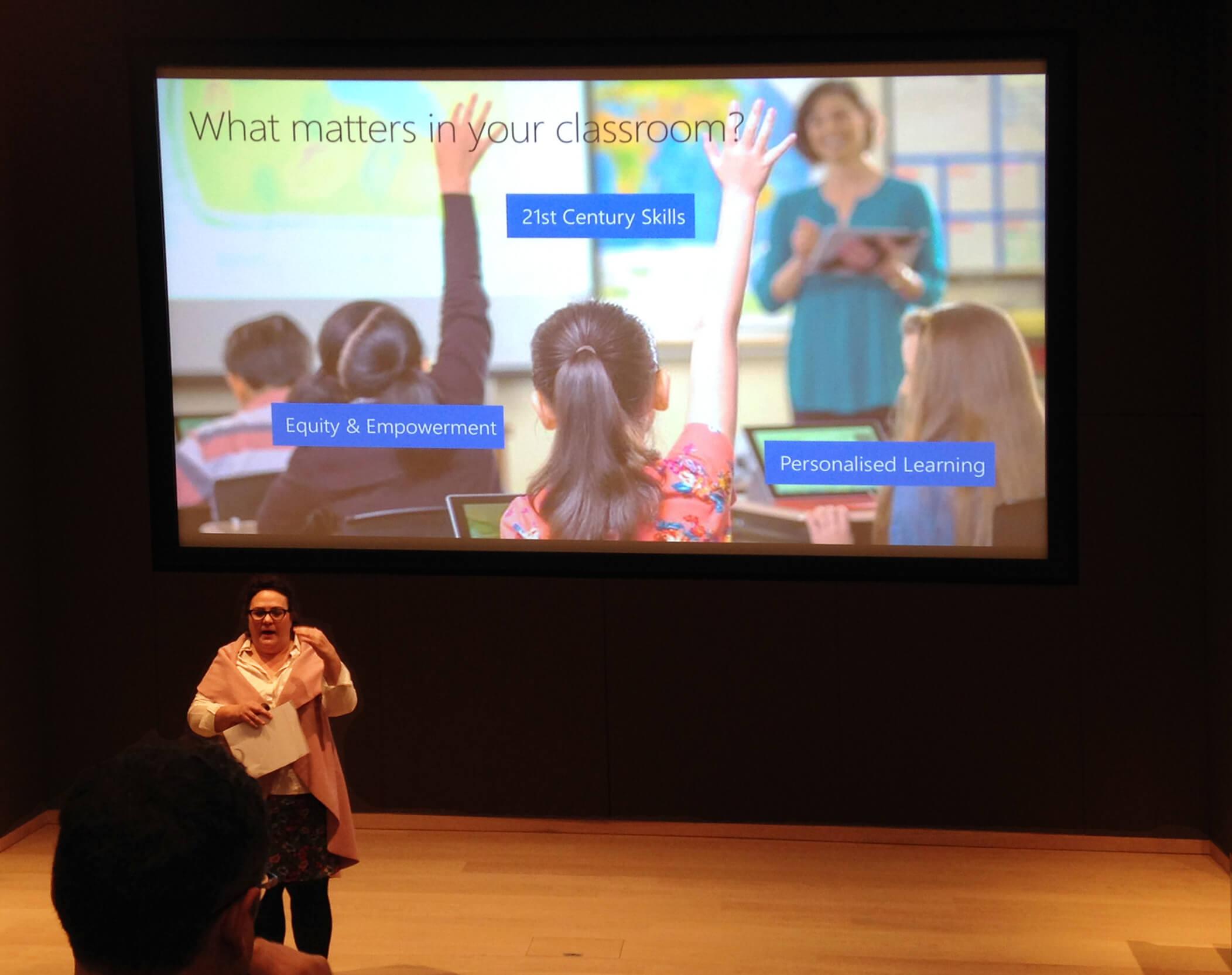 Nicola Meek - Microsoft Education Devices Specialist