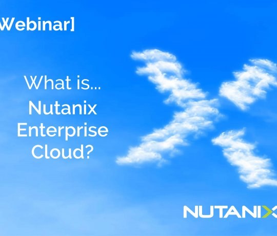 Nutanix Webinar Blog Featured Image