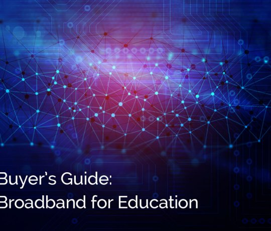 Buyer's Guide: Broadband for Education
