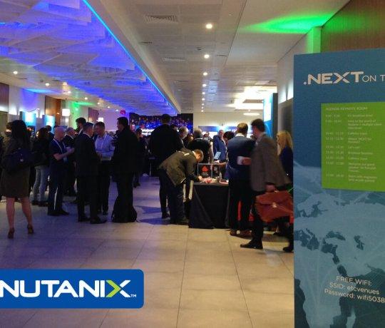 Nutanix NEXT 2018