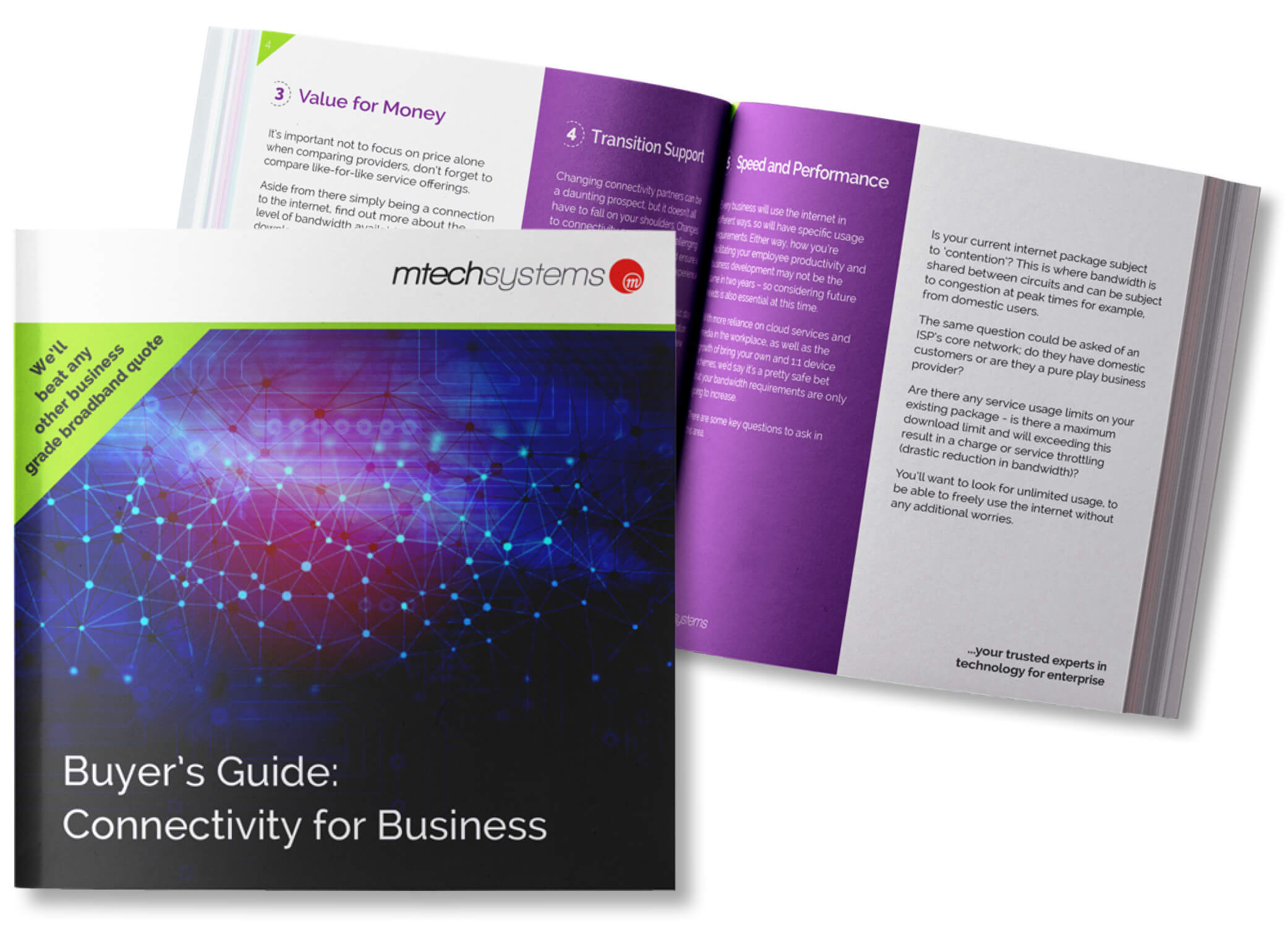 Buyer's Guide: Connectivity for Business