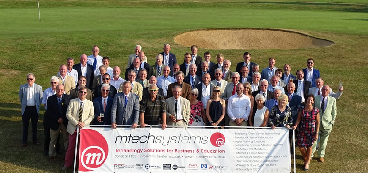 Eastbourne College Golf Day 2018
