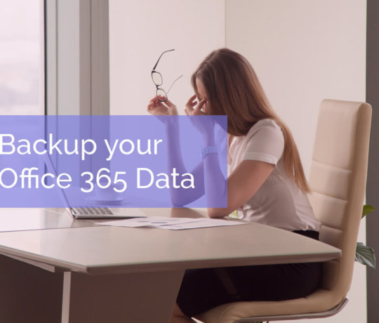 Backup Office 365 Data