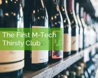 First Thirsty Club