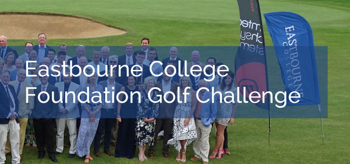 Eastbourne College Foundation Golf Challenge