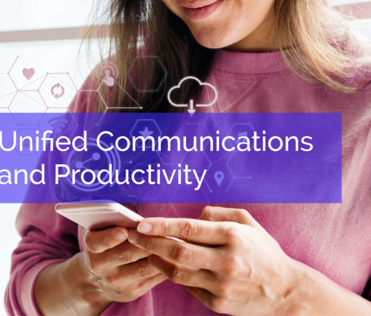 Unified Communications and Workplace Productivity