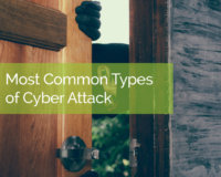 Most Common Cyber Attacks