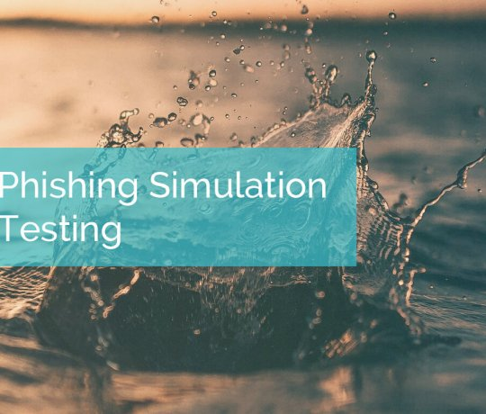 Phishing Simulation Testing
