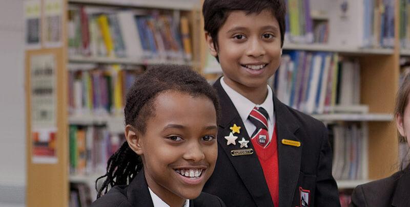 Alexandra Park School Children